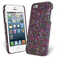 Celicious Disco Extreme Sparkle Glitter Back Cover Case for Apple iPhone 5s / iPhone 5