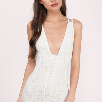 Lea Lace Bodycon Dress