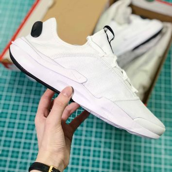 Nike Shift One 2018 White Sport Running Shoes - Best Online Sale