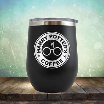 Harry Potter's Coffee - Wine Tumbler