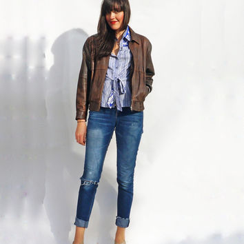 Best 80's Bomber Jacket For Women Products on Wanelo
