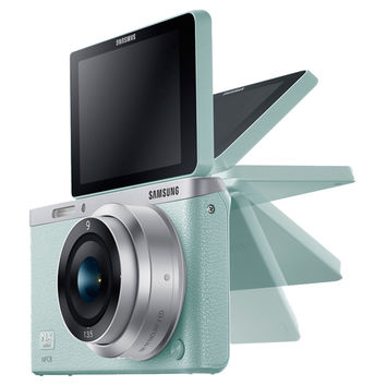 NX Mini Smart Camera with 9mm Lens (Mint)