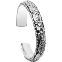 Handcrafted Sterling Silver Pattern Toe Ring