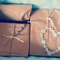 Surprise mystery box, gift hamper, care package, treat box, present to yourself surprise box, wrapped surprise, postal hamper