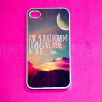 iphone 4 Case, iPhone 4s case -Infinite  iPhone 4 Case, Iphone 4s Cover,Case for iPhone 4