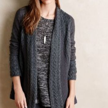 Regan Mix-Stitch Cardigan by Knitted & Knotted