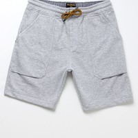 Billabong Cardiff Jogger Shorts - Mens Shorts - Gray