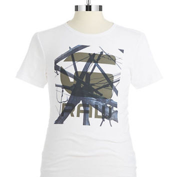 G-Star Raw Raw Graphic T Shirt