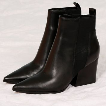 KENDALL + KYLIE | Finch Bootie - Black