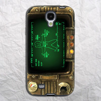 Pipboy Fallout Game Samsung Galaxy S4 Case