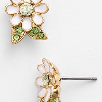Juicy Couture 'Juicy in Bloom' Daisy Stud Earrings | Nordstrom
