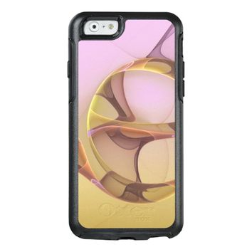 Abstract Motions Modern Fractal Art OtterBox iPhone 6/6s Case