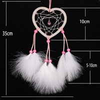 DCCKJ6E Feather Dream Catcher Handcrafts Cars Home Decor [9613390607]