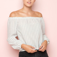 Maura Top - Tops - Clothing