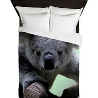 Koala Bear Queen Duvet