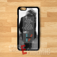 lyric twenty one pilots-1naa for iPhone 4/4S/5/5S/5C/6/ 6+,samsung S3/S4/S5,S6 Regular,samsung note 3/4