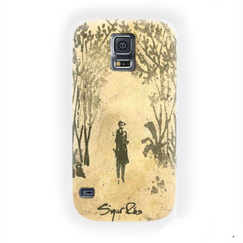Sigur Ros Beauty Art Cover Design For Samsung Galaxy S5 Case