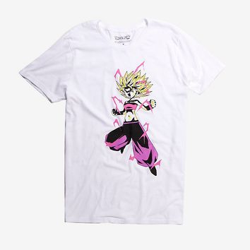Dragon Ball Super Caulifla T-Shirt Hot Topic Exclusive