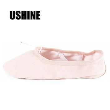 Indoor Exercising Shoes Pink Yoga Practice Slippers Ballet Shoes Dance For Girls Woman Ballet Shoes Dance Kids