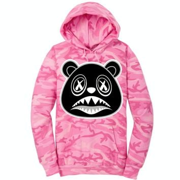 OREO BAWS Pink Camo Sneaker Hoodie