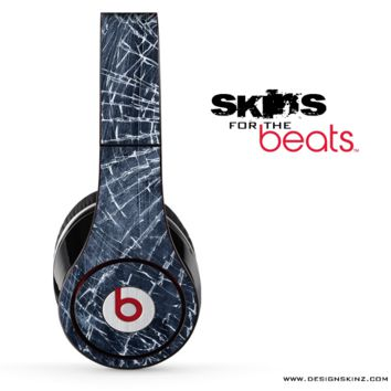 Shattered Glass Skin for the Beats by Dre