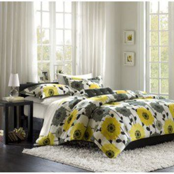 Mi-Zone Katelyn Coral Teen Comforter Set