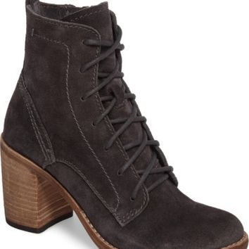 Dolce Vita Rowly Lace-Up Bootie (Women) | Nordstrom