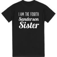 i am the fourth sanderson sister halloween shirt | | SKREENED