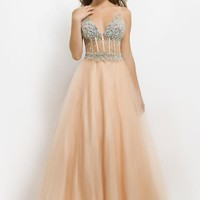 Blush 5332 at Prom Dress Shop
