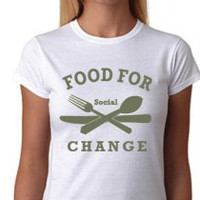 Food For Change Tee | Sow Much Good
