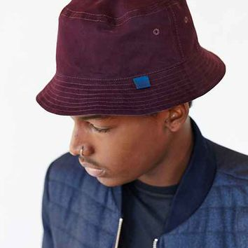 Rosin Solid Reversible Bucket Hat