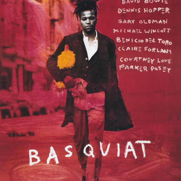 Basquiat 11x17 Movie Poster (1996)