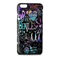 The Beatles band galaxy 3D Iphone | 4s | 5s | 5c | 6s | 6s Plus | Case