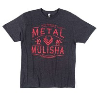 Metal Mulisha SCOTCH HEATHER TEE from Official Metal Mulisha Store