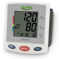 Gurin Pro Series Wrist Blood Pressure Monitor, Large Display