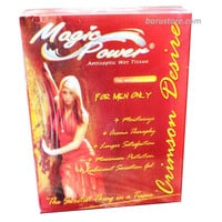 Magic Wet Sex Tissue Crimson Desire for Sexual Pleasure / Long Ejaculation Delay
