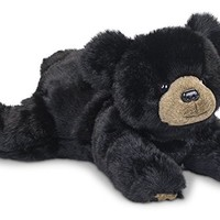 Bearington Rocky Plush Stuffed Animal Black Bear, 19""