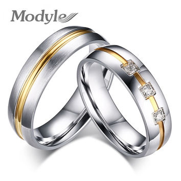 2016 New Fashion Hot Sale Men and Women Ring Stainless Steel Men Finger Ring Fashion Jewelry