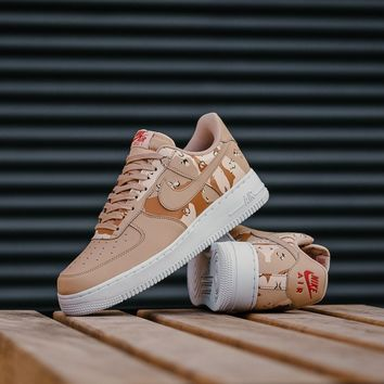 HCXX Nike Air Force 1 '07 LV8 'Camo' 823511-202