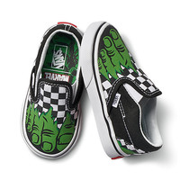 Vans X Marvel Toddler Slip-On | Shop At Vans
