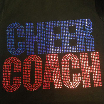 Cheer Coach Jacket/Sweatshirt with hood