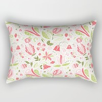 Summer Delight Rectangular Pillow by Noonday Design | Society6