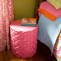 Fiona Drum Table/Stool in Choice of Color