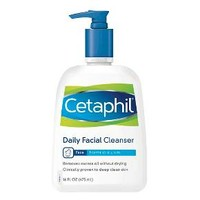 Cetaphil® Normal to Oily Skin Daily Facial Cleanser - 16oz