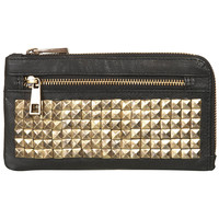 Premium Studded Leather Purse - Wallets - Bags & Wallets - Bags & Accessories - Topshop USA
