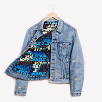 RWDZ x Star Wars Signature x Levis Lined Jacket