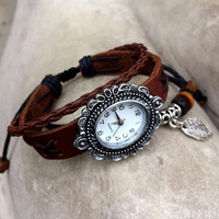 Women Watch Bracelet