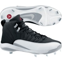 Jordan Men's Jordan XII Retro Metal Baseball Cleat