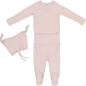 Coco Blanc Baby Girls' Pink Gift Set