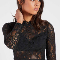 The Muse Top - Black